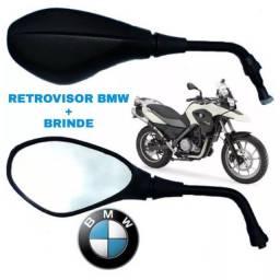 Retrovisor BMW Universal Honda (NOVO) + Brinde