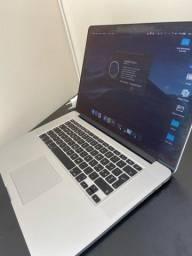 MacBook Pro Retina 15, 2.2ghz I7, 16GB Mid 2015