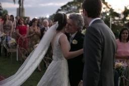 Vestido noiva magnifico Pronovias Espanha