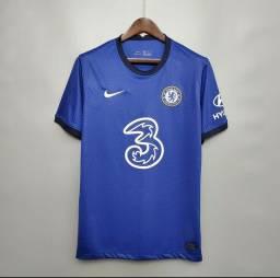 Camisa Chelsea 20/21 Nike