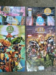 Era de Ultron - mini série em 6 edições completa