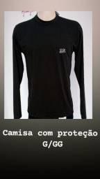 Camisas com proteção UV G/GG