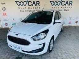 Ford KA SE 2019        Santa Catarina