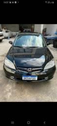 Título do anúncio: Honda civic 1.7 16v VTEC 2006
