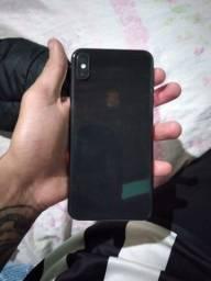 iPhone XS Max 256gb com caixa carregador e fone de ouvidos cabo de 2 metros original