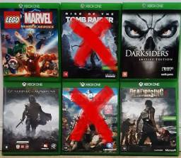 Jogos Xbox One - Troca/Venda