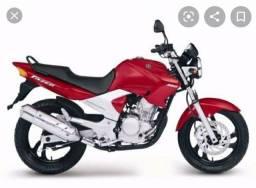 Moto Fazer Yamaha ano 2006