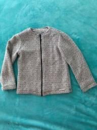 Casaco de lã infantil