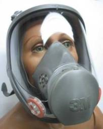 Máscara fácil inteira 3M 6800 - USADA - SEM FILTRO
