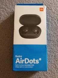 Fone de ouvido Bluetooth Airdots S Xiaomi