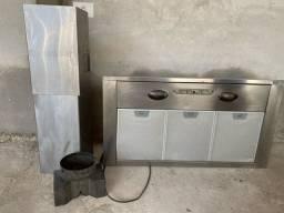 Coifa de cozinha