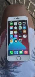 Vendo ou troco iPhone 7 rose 32GB