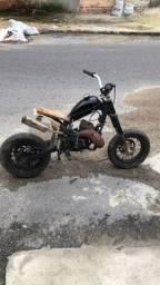 Vende-se mini moto cross