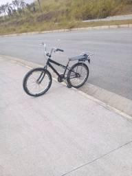 Vendo  bicicleta  semi  nova  aro 24