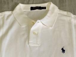 Camisa Polo Ralph Lauren Original Tam G em Perfeito Estado