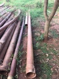 Tubos de Irrigacao