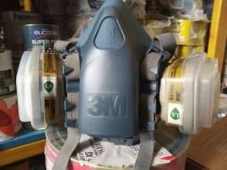 Respirador máscara 3m 7502