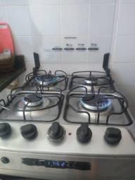 Fogão Brastemp ative com grill