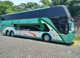 Ônibus leia o anúncio