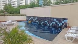 Alugo excelente apartamento no condomínio Vila do Rio
