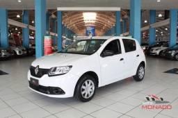 Título do anúncio: Renault SANDERO AUTH 1.0 2018