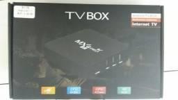 Tv box mxq pro 4k na caixa lacrada