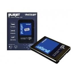Ssd 256GB Patriot para PC e Notebook, Novo, lacrado de Fábrica