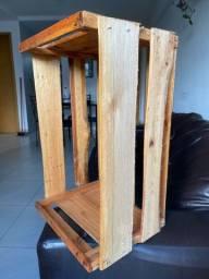 caixotes madeira (7 em estoque)