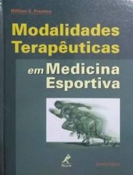 Modalidades Terapêuticas em Medicina Esportiva - 4ª Edição
