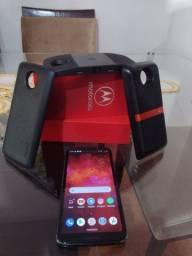 Motorola Z 3 Play 128GB 4RAM com 3 modos snaps