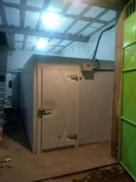 Título do anúncio: Câmara fria Montagem Paulista Refrigeração