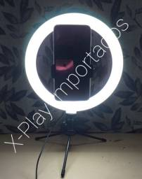 Ring Light de Mesa 26cm