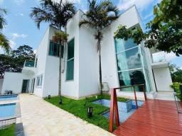 Casa - 4 Suítes - 800m² -Condomínio Residencial Castanheira - Atalaia - Ananindeua/PA