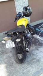 Moto fan 125c