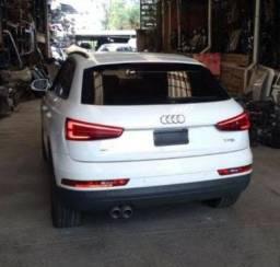 Sucata Audi Q3 somente em peças