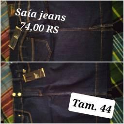 Calça jeans masculinos e femininos