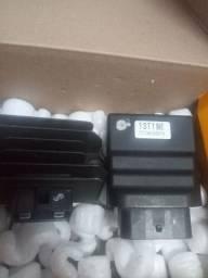 Faizer 150 Yamaha módulo e regulador de voltagem