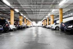 Estacionamento de porte (150 vagas)  no Centro de Curitiba PR