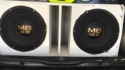 Vendo Par de Mb 2.2