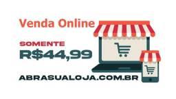 Abra Sua Loja Ponto Com Ponto Br - Por apenas 44 reais