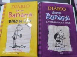Livros Diário de um banana!