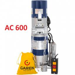 Automatizador Para Porta Enrrolar 1HP AC 600 PA-06