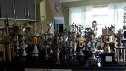 100 Troféus - Diversos modelos e tamanhos