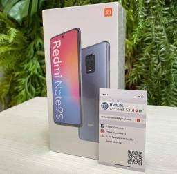 Xiaomi note 9S 64gb e 128gb, Novo/Lacrado na caixa, Nota Fiscal + Garantia