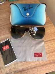 Óculos de sol RayBan RB 3471 novo e original comprado na Europa unissex