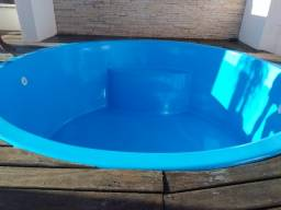 Instalação de piscinas