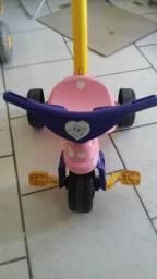 Motoca para menina