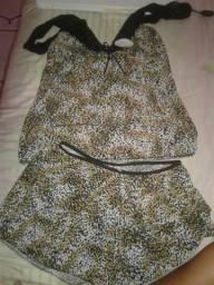 Pijamas confortáveis $25