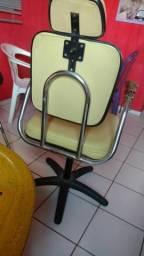 Cadeira pra salão