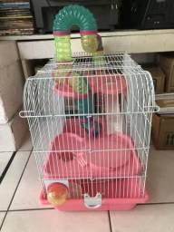 Gaiola labirinto para hamster
